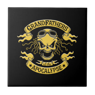 Gramps of the Apocalypse Tile