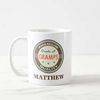 Gramps Personalized Office Mug Gift