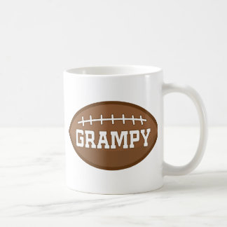 Grampy Football Gift Idea Coffee Mug