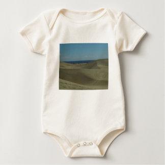 Gran Canaria Sand Dunes Baby Bodysuit
