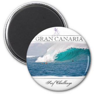 Gran Canaria Surf Challenge Modern magnet
