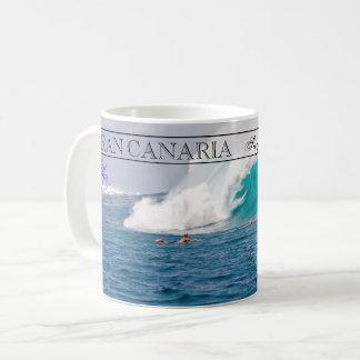 Gran Canaria Surf Challenge Modern mug