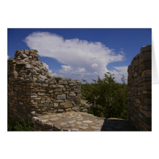 Gran Quivera Ruins Card