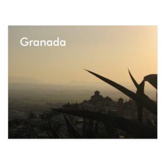 Granada, Espana Postcard