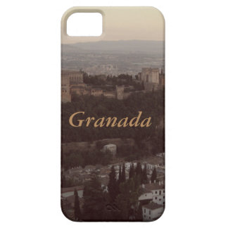 Granada iPhone SE + iPhone 5/5S, Barely There iPhone 5 Case