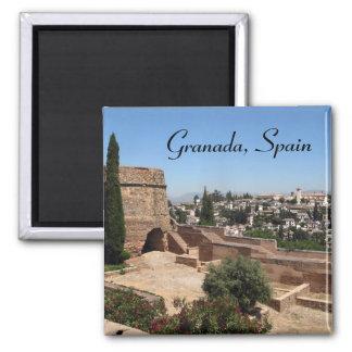 Granada, Spain Magnet