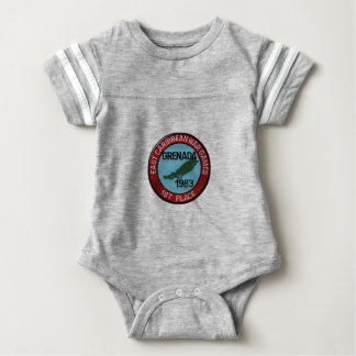 Granada War Game Baby Bodysuit