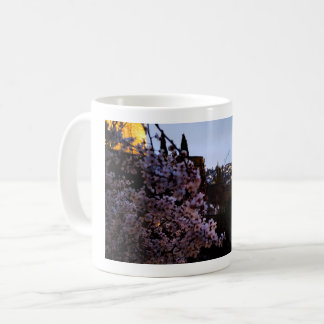 Granada's Albayzin seen from The Alhambra's almond Coffee Mug