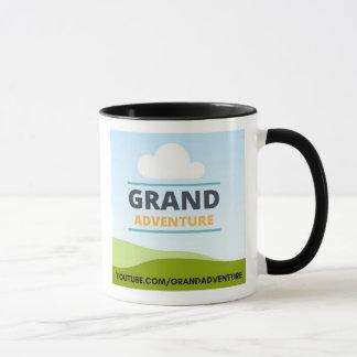 Grand Adventure 11 oz. coffee mug