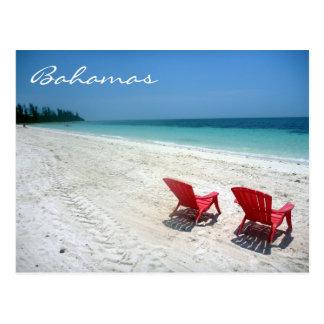 grand bahamas seats postcard
