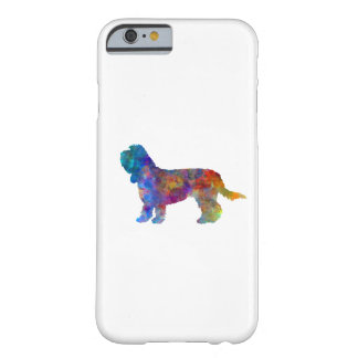 Grand Basset Griffon Vendeen in watercolor Barely There iPhone 6 Case