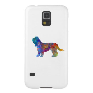 Grand Basset Griffon Vendeen in watercolor Galaxy S5 Case