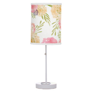 Grand Bohemian Floral Table Lamp