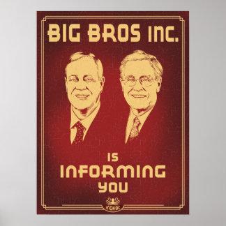 Grand Bros Poster