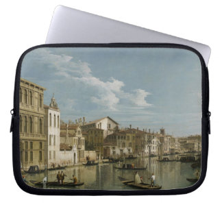 Grand Canal from Palazzo Flangini to Palazzo Bembo Computer Sleeves