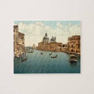 Grand Canal I, Venice, Italy Jigsaw Puzzle