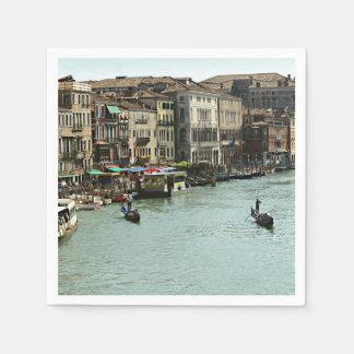 Grand Canal Paper Napkins