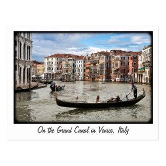 Grand Canal Postcard