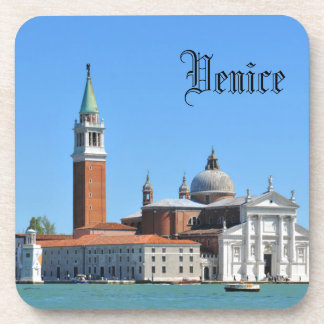Grand Canal, Venice, Italy Beverage Coasters