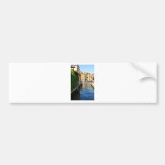 Grand Canal, Venice, Italy Bumper Sticker