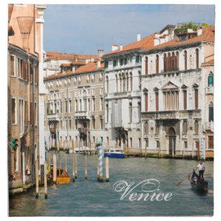 Grand Canal, Venice, Italy Cloth Napkin