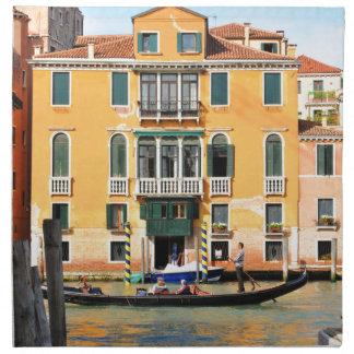 Grand Canal, Venice, Italy Cloth Napkins