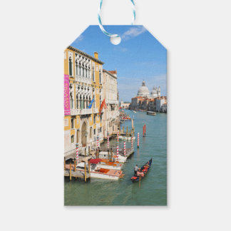 Grand Canal, Venice, Italy Gift Tags