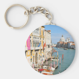 Grand Canal, Venice, Italy Keychain