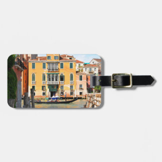 Grand Canal, Venice, Italy Luggage Tag