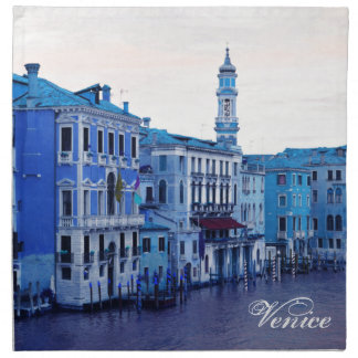 Grand Canal, Venice, Italy Napkin