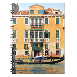 Grand Canal, Venice, Italy Notebook