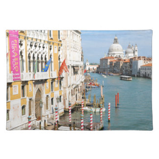 Grand Canal, Venice, Italy Placemat