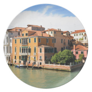Grand Canal, Venice, Italy Plate