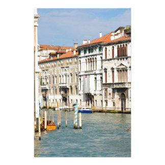 Grand Canal, Venice, Italy Stationery