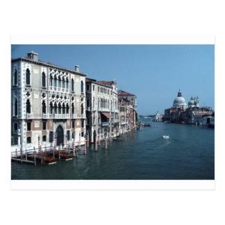 Grand Canal Venice Tom Wurl.jpg Postcard
