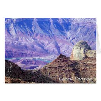 'Grand Canyon 5' Card