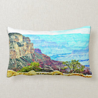 Grand Canyon Accent Lumbar Pillow