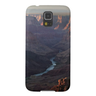 Grand Canyon and Colorado River in Arizona Galaxy S5 Covers