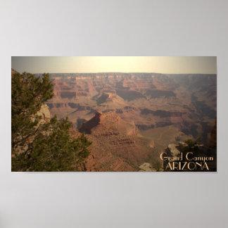 Grand Canyon Arizona artistic poster print