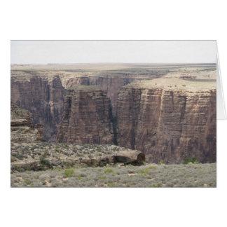 Grand Canyon, Arizona Card