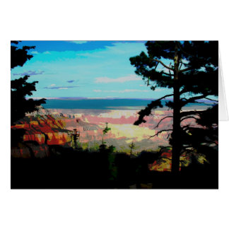 Grand Canyon Arizona Card