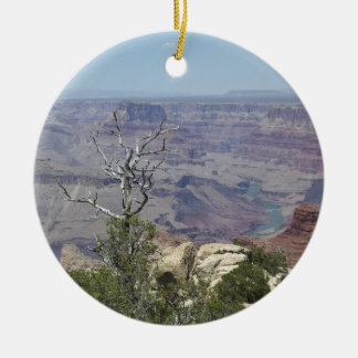 Grand Canyon Arizona Ceramic Ornament