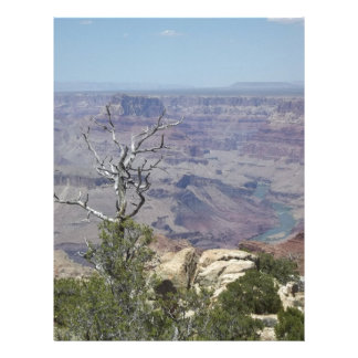 Grand Canyon Arizona Customized Letterhead