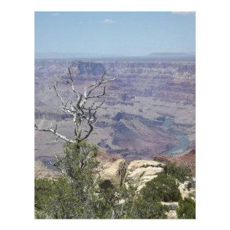 Grand Canyon Arizona Letterhead