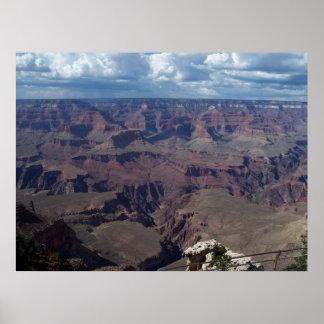 Grand Canyon Arizona Painted Desert poster Art