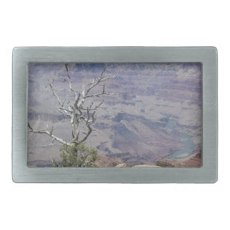 Grand Canyon Arizona Rectangular Belt Buckle