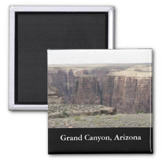Grand Canyon, Arizona Square Magnet