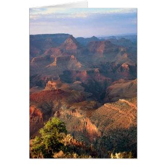Grand Canyon at Sunset Card