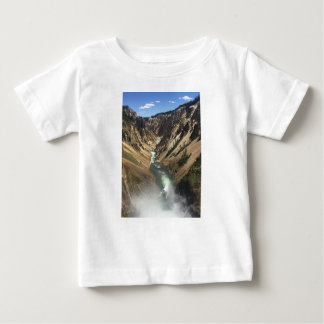 Grand Canyon at Yellowstone Park Baby T-Shirt