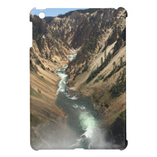 Grand Canyon at Yellowstone Park iPad Mini Cases